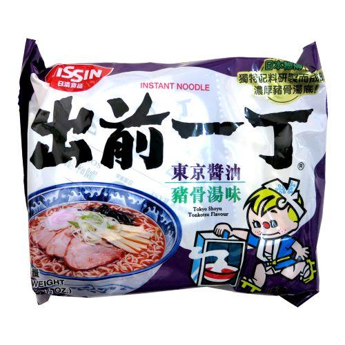 出前一丁东京酱油猪骨汤味方便面100g