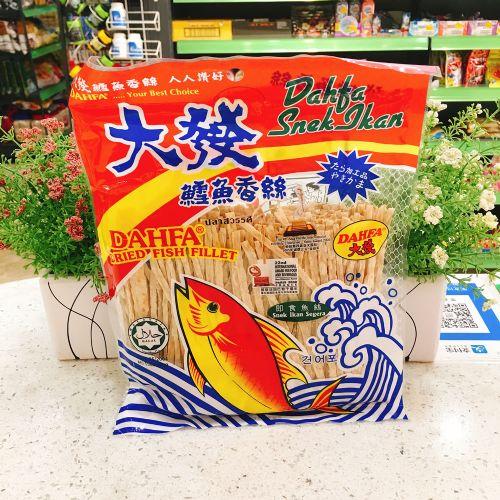 日本大发鳕鱼香丝120g