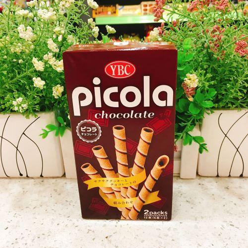 日本NABISCO Picola 纳贝斯巧克力蛋卷12本