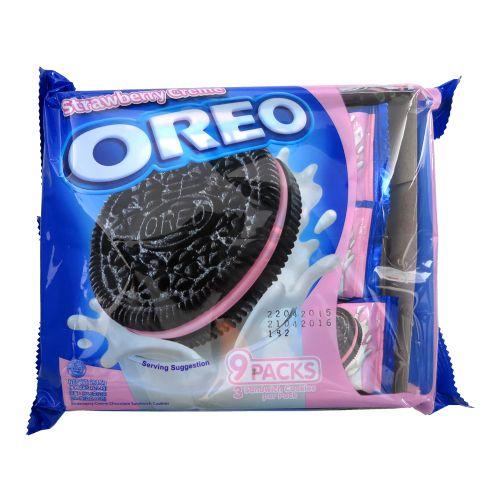 奥利奥饼干草莓味264.6g