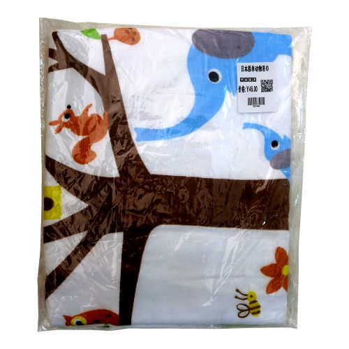 日本原单动物浴巾 #1239