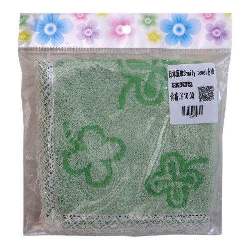 日本原单Shmily towel方巾