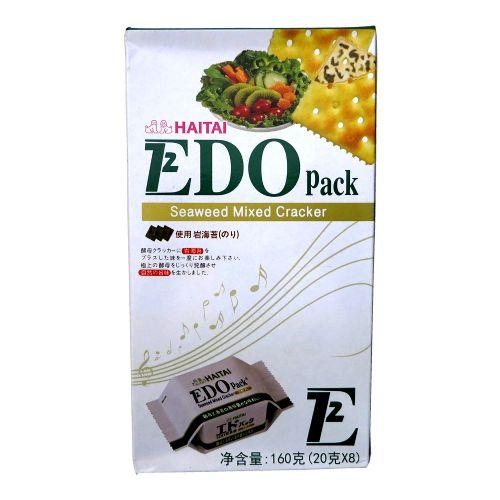 EDO岩紫菜混物梳打饼160g