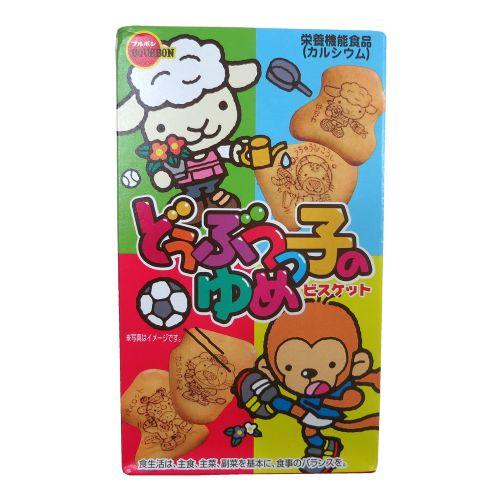 日本百邦儿童动物饼干57g