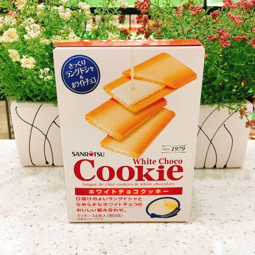日本SANRITSU三立奶油夹心曲奇