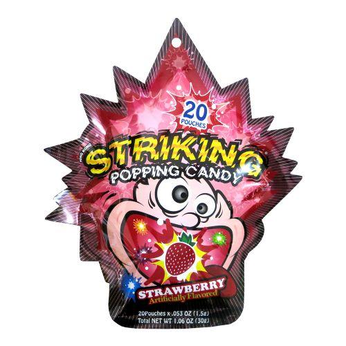 日本爆炸糖(草莓味)30g