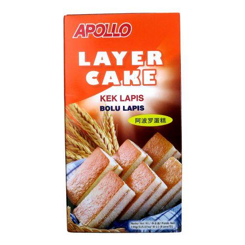 阿波罗蛋糕原味144g
