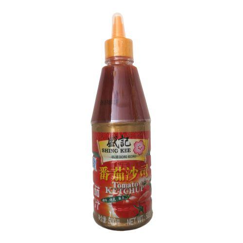 500g盛记番茄沙司(有喷嘴)