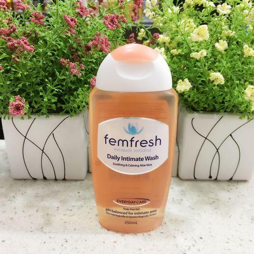 澳洲femfresh温和私密私处护理液250ml