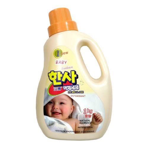 汉狮婴儿洗衣液除菌型