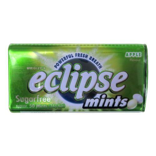 易极eclipse薄荷口香糖34g(苹果味)