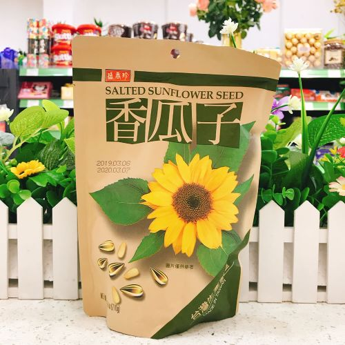 台湾盛香珍葵花籽瓜子210g