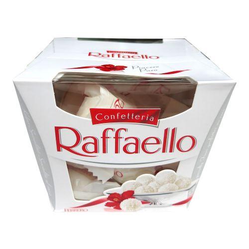 金莎T15费列罗Raffaello拉斐尔白莎椰蓉扁桃杏仁糖果酥球巧克力150g