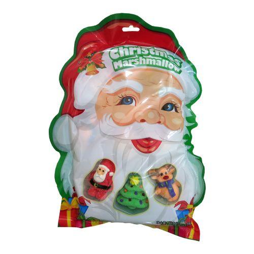 友芙圣诞老人棉花糖88g