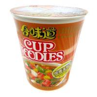 合味道杯面(咖喱海鲜味)