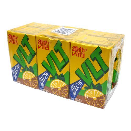 维他低糖柠檬茶饮品250ML×6盒