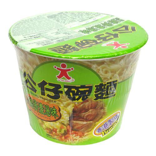 公仔碗面日式猪骨浓汤味107g