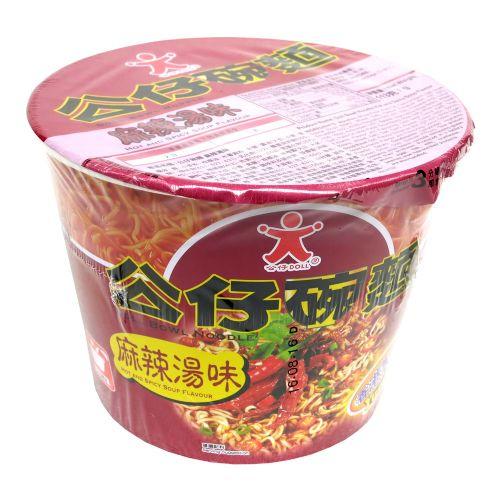 公仔碗面麻辣汤味107g