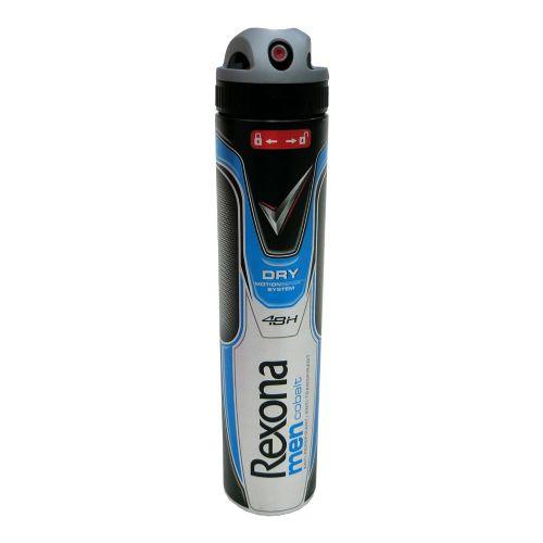 英国Rexona舒耐男士喷雾200ml(冰凉酷感・蓝色)