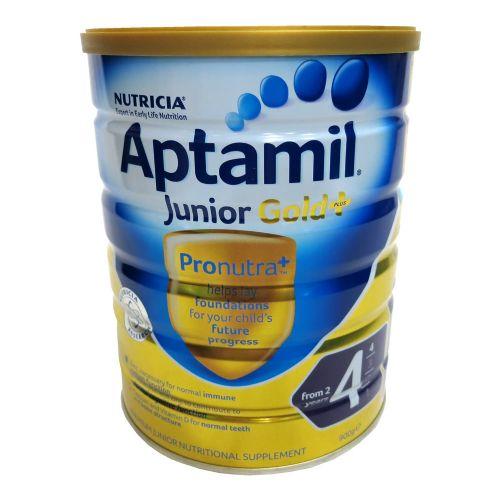 澳洲Aptamil爱他美金装4段奶粉900g