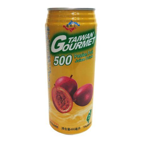 490ml台湾美馔百香果饮料
