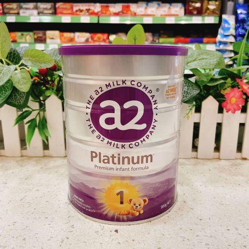 澳洲A2 Platinum铂金版高端婴儿牛奶粉1段