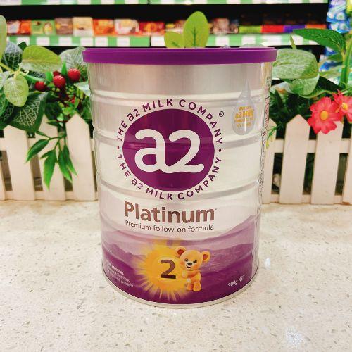 澳洲A2 Platinum铂金版高端婴儿牛奶粉2段