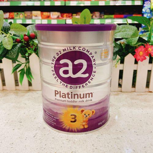 澳洲A2 Platinum铂金版高端婴儿牛奶粉3段
