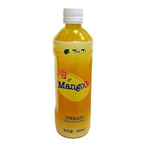 道地芒果味饮料500ml