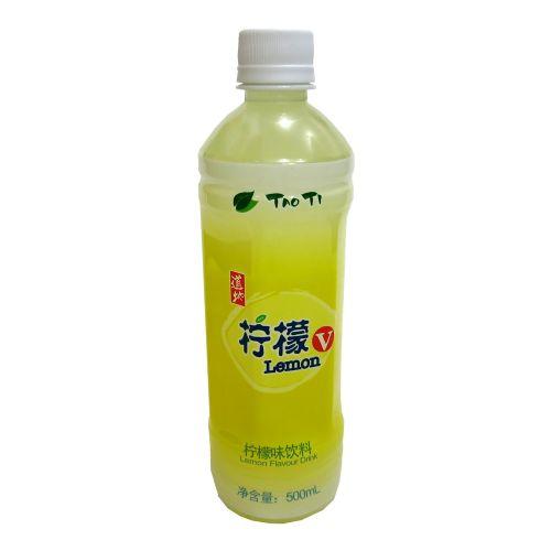 道地柠檬味饮料500ml