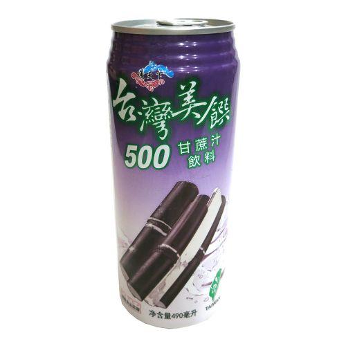 冠禾台湾美馔甘蔗汁490ml