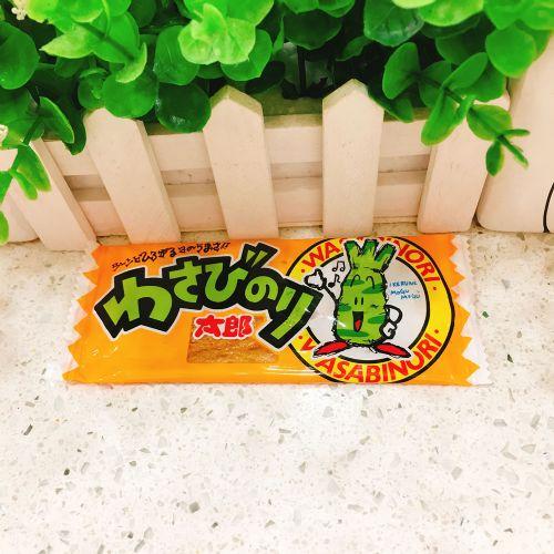 日本味付珍味 蒲烧太郎芥末味鱼肉干烧肉干3g