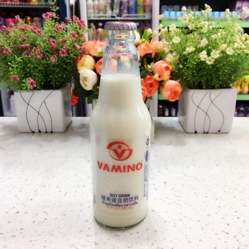 泰国维他豆奶(原味)VAMINO哇米诺豆奶300ml