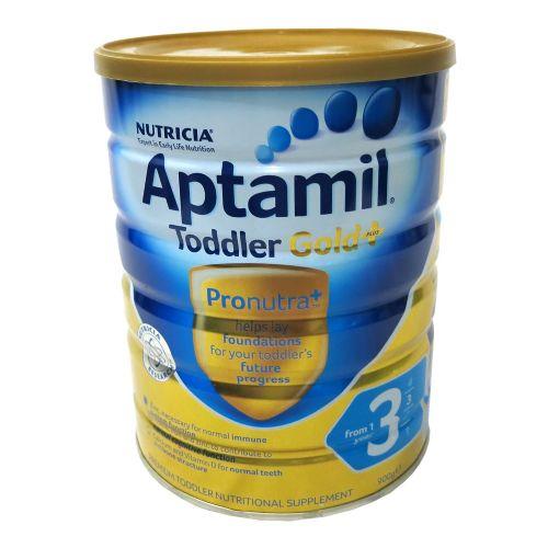 澳洲Aptamil爱他美3段金装奶粉