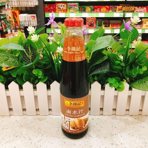 李锦记卤水汁410ml