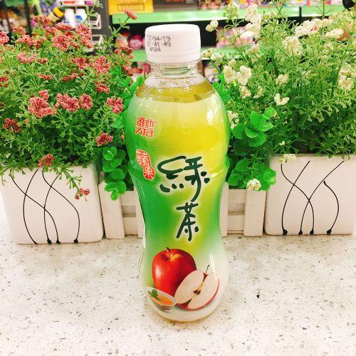 维他苹果绿茶500ml