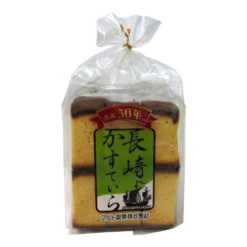 日本马露长崎蛋糕6个(袋装)