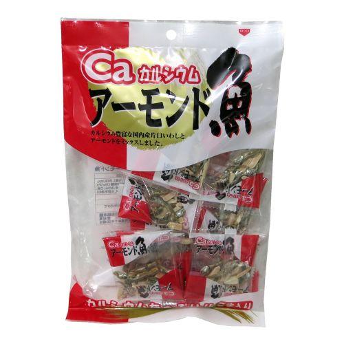 日本泉屋加钙杏仁小鱼18袋(袋装)