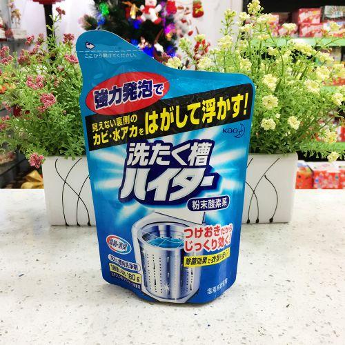 日本花王洗衣机槽除菌消毒清洗粉末180g