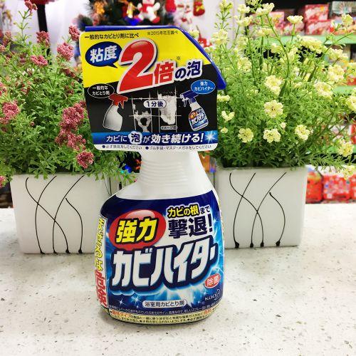 日本花王浴室卫生间墙壁强力除霉剂霉斑400ml
