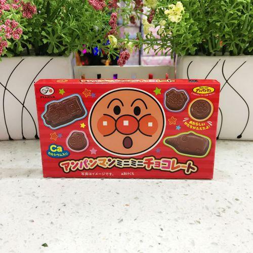 日本不二家面包超人巧克力15粒