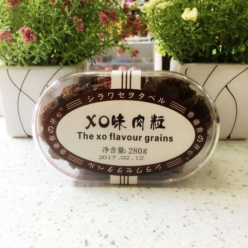 香港食之开心XO猪肉粒280g