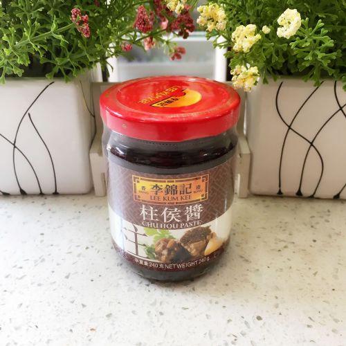 香港李锦记柱候酱240g