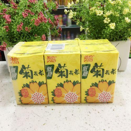 维他低糖菊花茶250ML×6盒