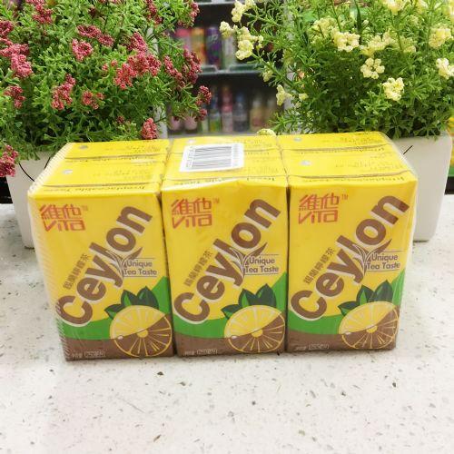 维他锡兰柠檬茶250ml×6盒装
