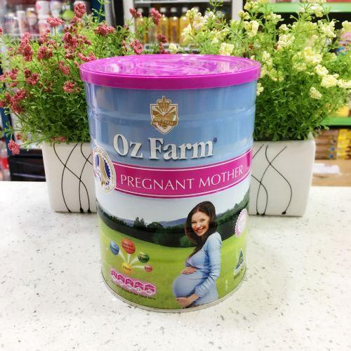 澳洲进口Oz Farm孕妇奶粉900g