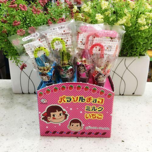 日本不二家甜筒巧克力9g