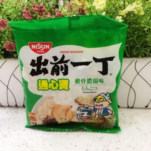 香港制造出前一丁通心宝(通心粉)猪骨浓汤味90克