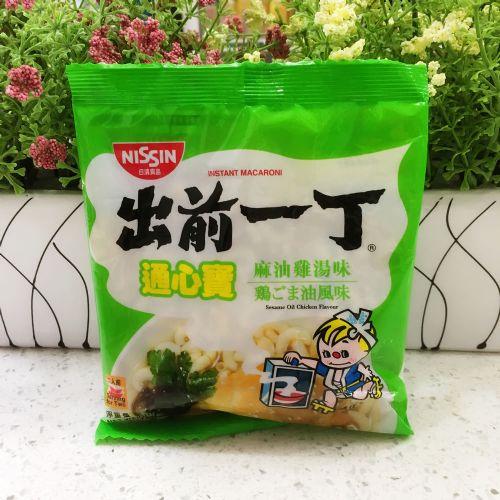 香港制造出前一丁通心宝(通心粉)麻油鸡汤味90克
