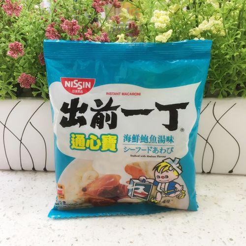 香港制造出前一丁通心宝海鲜鲍鱼汤味90克